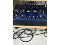 TL Audio (TLA) Fat Track Tube Summing Mixer with additional DO-8 ADAT Card