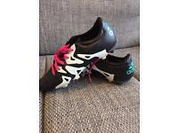 Adidas X15.3 Football shoes/size uk7