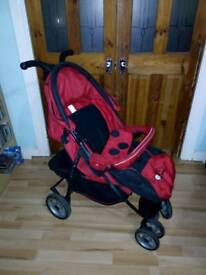 City Bug buggy pram with extras