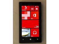 Nokia Lumia 925 Black Unlocked 32GB Smartphone