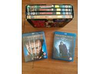 DVDS.