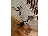 Roger Black Folding Exercise Bike Rrp £129.99 Argos