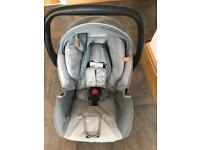 Never used Group 0 car seat