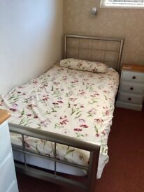 For Sale. Two single bed frames.
