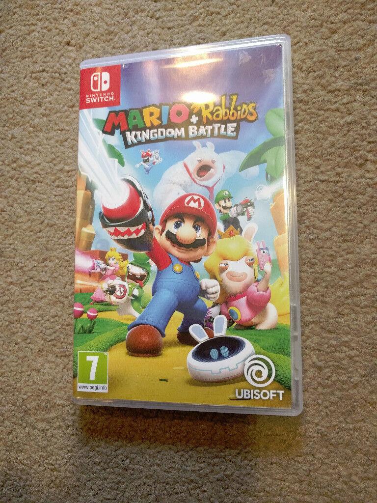 51a549e64c48 Mario + Rabbids Kingdom Battle (Nintendo Switch)