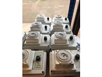 used IWS timers for flood and drain systems Collection only Cheshunt Hydroponics
