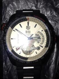 Tag chronograph watch
