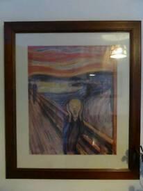 Wood framed Pictures