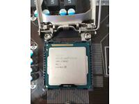Intel i7 3770K 3.9Ghz quad core CPU £160 ONO