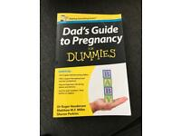 Dad's guide to pregnancy for dummies book