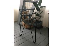 JUST REDUCED!!! Designer MASS PRODUCTIONS 'Tio' Wire Chair