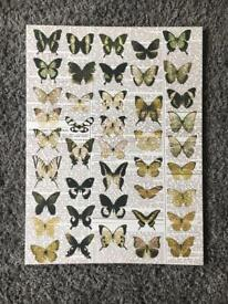 Butterfly Canvas - 77cm x 57cm
