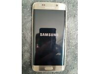 Samsung s6 edge rose gold 64gb