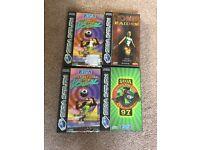Sega Saturn Games Bundle