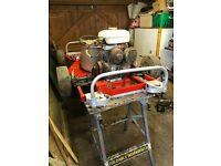 older 5hp honda engine go kart see add