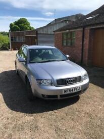 Audi A 4 1.9 TDI Avant 2004