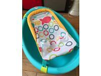 Baby Bath & Changing Mat