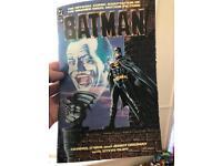 Limited edition Batman comic book