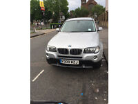 BMW X3 4WD 2.0 for sale. open for nearest offer.