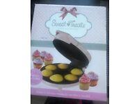 Brand new sweet treats cupcake maker