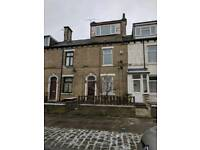 4 Bedroom Terraced House FULL Central Heating New Kitchen New Carpet Bradford University/College