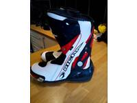 Richa blade motorcycle boots size 11