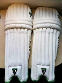 Fearnley youth cricket pads