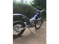 Scorpa sy250 Yamaha trials bike
