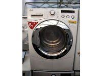 LG Condenser Dryer (8kg) (6 Month Warranty)