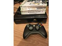 Xbox 360 elite console bundle
