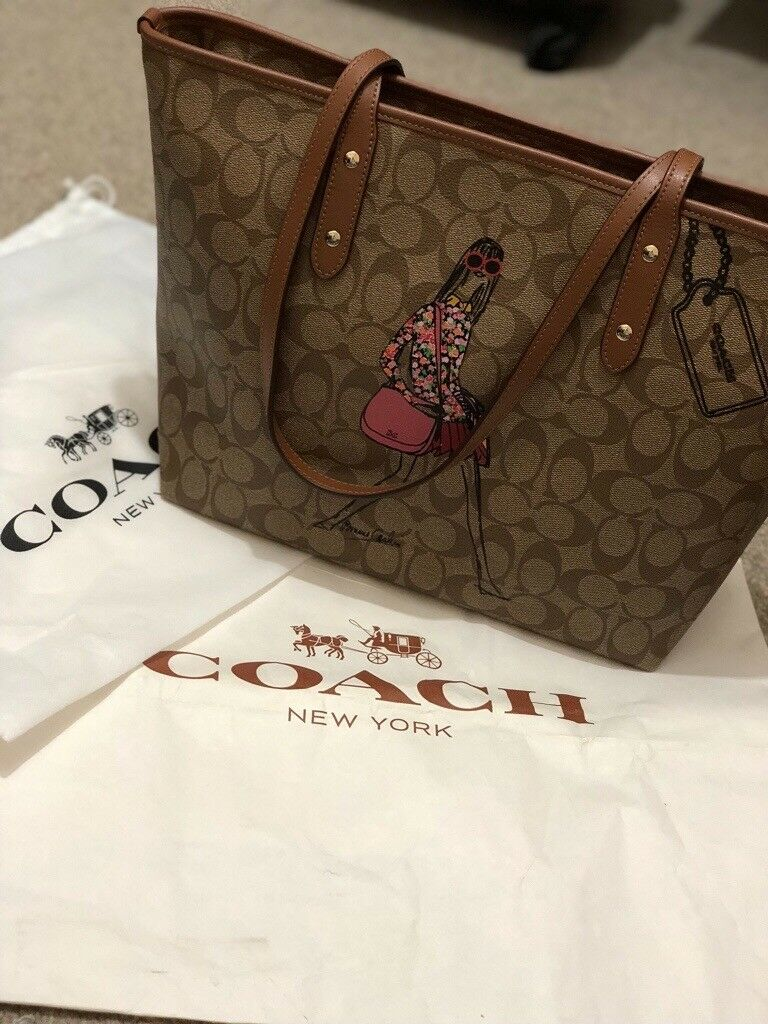 af4e339dd5de ... coupon code for brand new coach classic tote bag in original packaging  13591 9b108