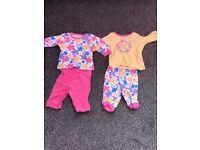 Girls clothes bundle 0-3 & 3-6