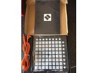 Launch pad mini ( for music )