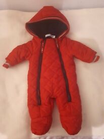 Pre owned Babaluno snowsuit