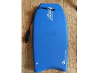 BZ Quatro Body Board with Manta Fins
