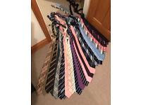 26 men's ties