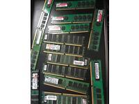 14x 512mb DDR2 memory