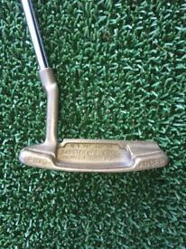 Original bronze ping answer karsten putter,35 inch long