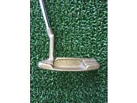 Original bronze ping answer karsten putter,35 inch long
