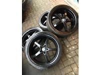 BMW 3 Series 19'inch Alloy wheels