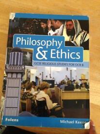 Philosophy and ethics GCSE religious studies