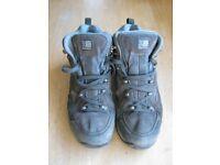 Karrimor hiking boots Mount Mid Weathertite 9 - 43 (gunsmoke)