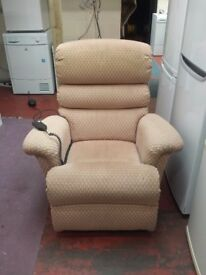 sherborne electric riser and recliner armchair