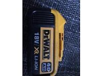 DeWALT Battery 4AH