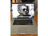 MacBook Pro 15inch Retina screen i7 250g flash drive