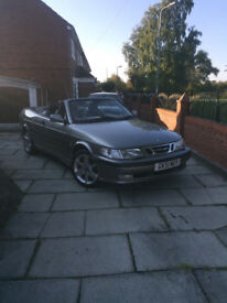 Classic Saab 93 Convertible for sale. Recon. engine fitted in August 200 miles ago.