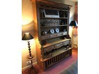 Antique Irish Chicken Coop dresser