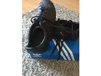 Junior Boys Adidas Gazelle's