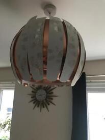 Ikea Retro style lampshades