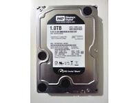 Western Digital Caviar Black 1TB Performance Hard Drive WD1002FAEX 3.5in 7200rpm 64MB SATA III